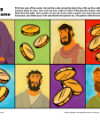 Children's Bible Match Game - Jesus Taught About Giving