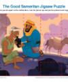 Children's Bible Story Jigsaw Puzzle - The Good Samaritan