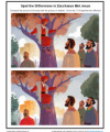 Zacchaeus Spot the Differences Bible Activity for Kids