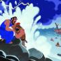 Paul's Shipwreck—Bible Story Teaching Picture