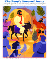 Bible Story Activity for Kids - The People Honored Jesus