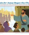 Jesus Began the Church Jigsaw Puzzle - Children's Bible Activity