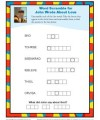 Bible Word Scramble Activity for Kids - John Wrote About Love
