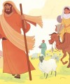 Bible Story Picture | God Guided Abraham