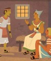 God Was with Joseph in Egypt | Bible Story Teaching Picture