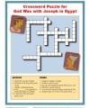 Joseph Bible Story for Kids - Crossword Puzzle