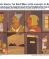 Bible Match Game - God Was with Joseph in Egypt