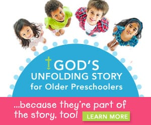 Preschool Church Curriculum