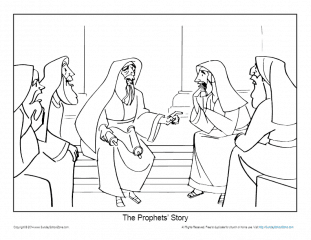 Pin by Theresa Steffes on Sunday school | Nativity coloring pages ... | 240x311