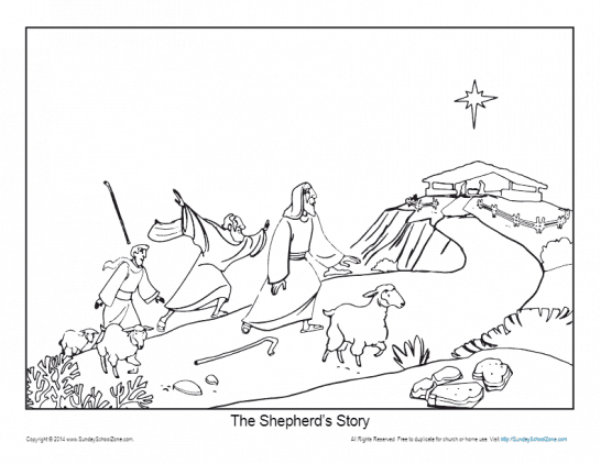 Nativity story 9 - The nativity story | 422x546