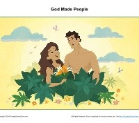 God Made People Sermon Picture