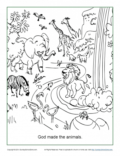 Kids Bible Worksheets-Free, Printable Nehemiah Books of the Bible ... | 546x422