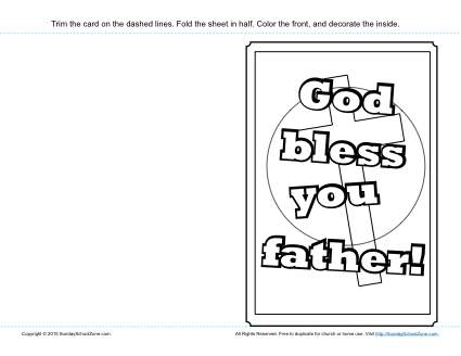 Fathers Day Sermon Topics | just b.CAUSE