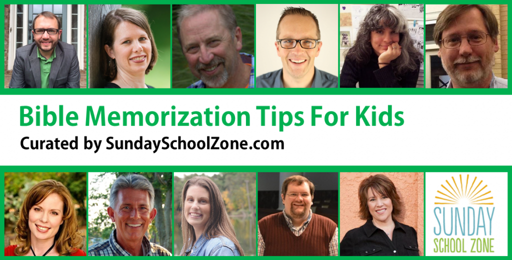 13 Bible Memorization Tips for Kids from Children's Ministers, Children's Workers, and Parents
