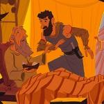 Jacob Deceived Isaac 300