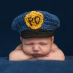 Baby with PD Cap Cropped