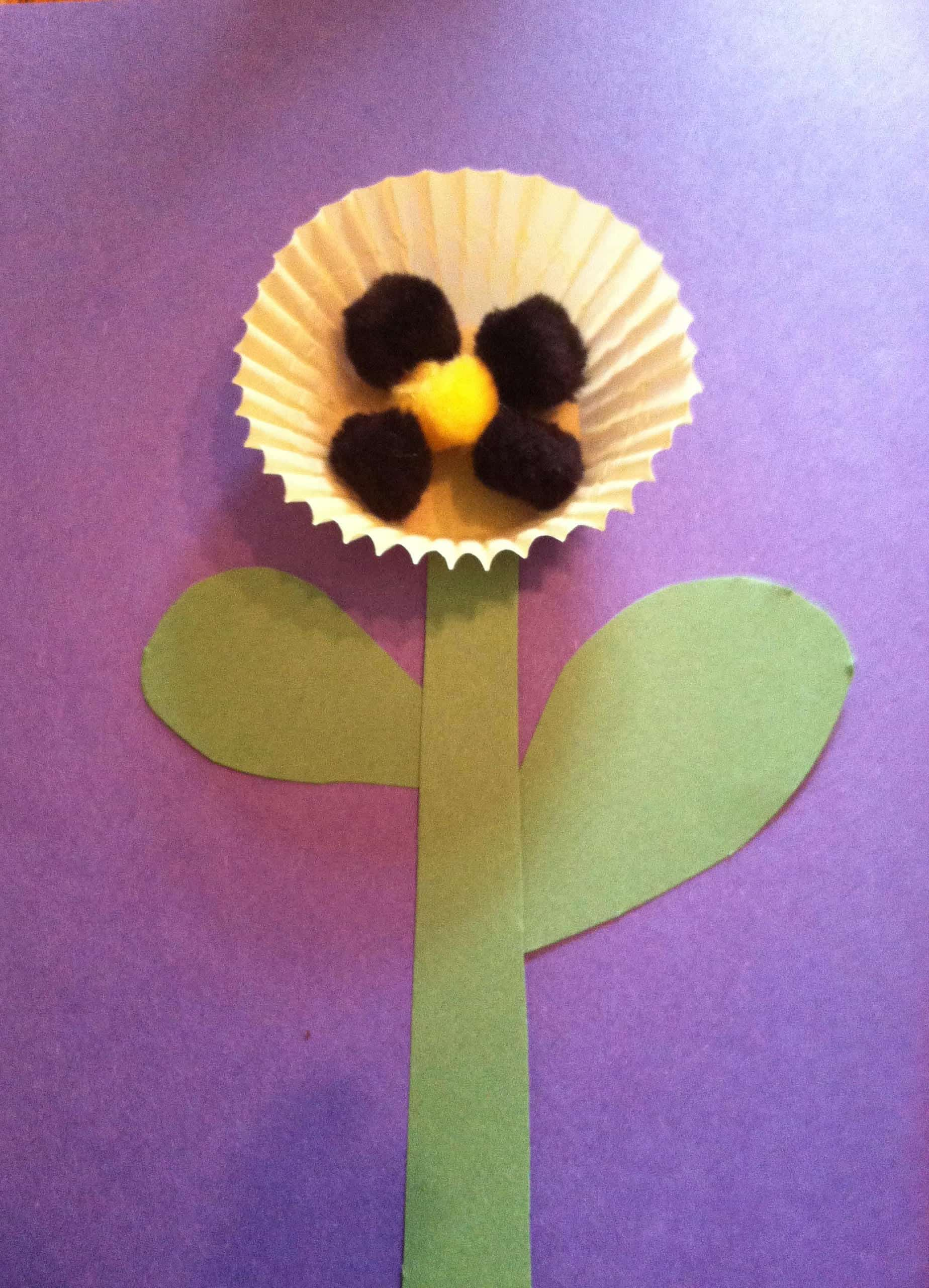 God Made Plants Bible Craft Children S Bible Activities