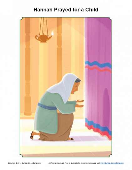 Faith Archives - Page 2 of 18 - Children's Bible Activities | Sunday