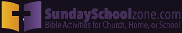 Sunday School Zone - Children's Bible Activities | Sunday School Activities for Kids