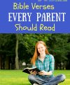 Bible Verses Every Parent Should Read