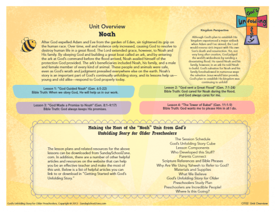 Noah Archives - Children's Bible Activities | Sunday School
