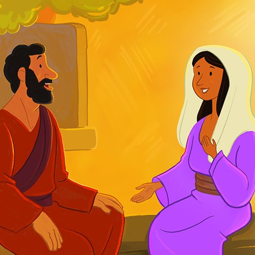Joseph Married Mary Bible Activities On Sunday School Zone