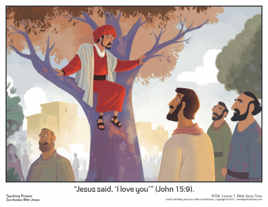 New Testament Archives - Page 34 of 102 - Children's Bible