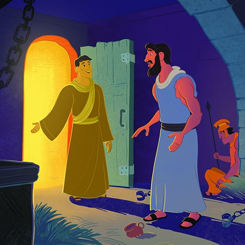 Peter Was Rescued from Jail Hour B Lesson Plan Children