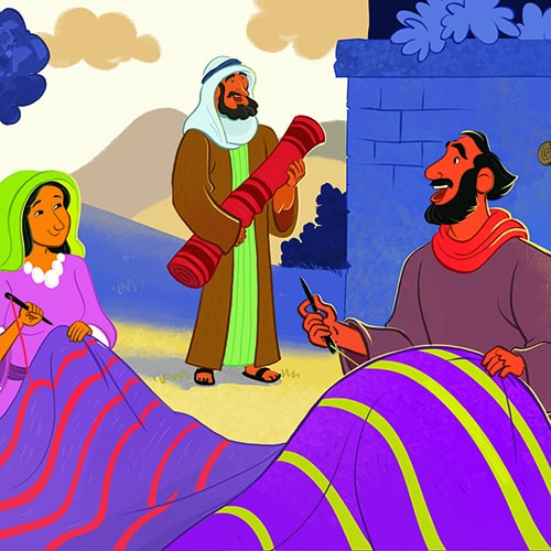 Paul And His Friends Taught About Jesus Parents Connect