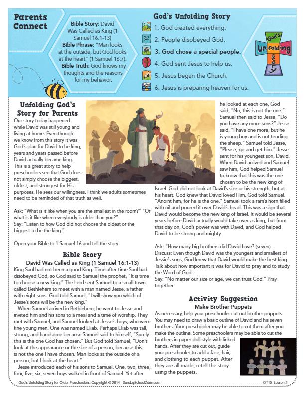 Samuel Archives - Children's Bible Activities | Sunday