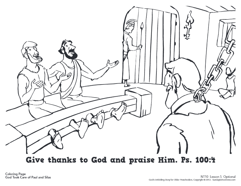 Bible Coloring Pages Paul - Coloring Home | 612x792