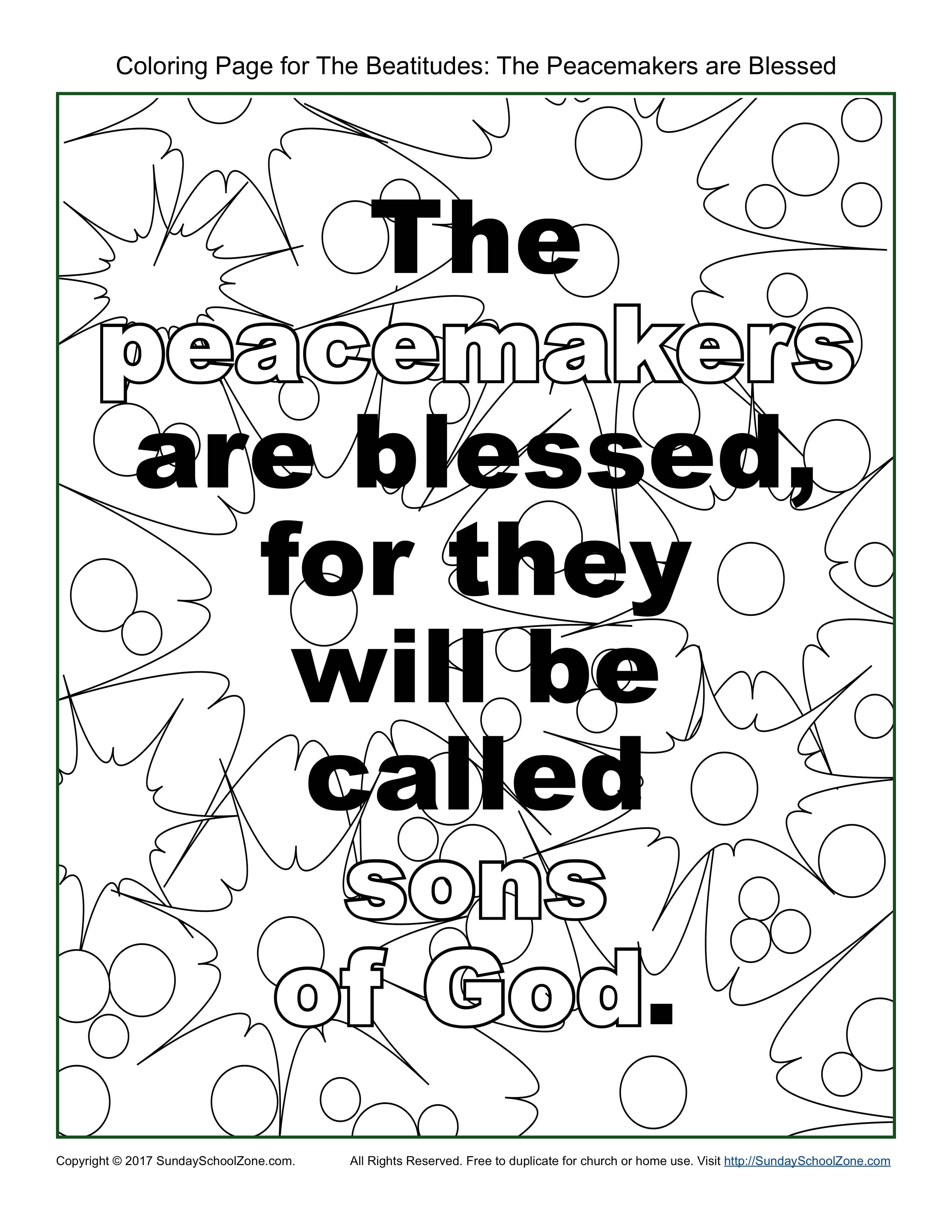 Peacemakers\