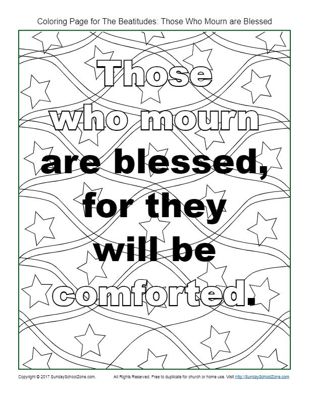 Those Who Mourn\