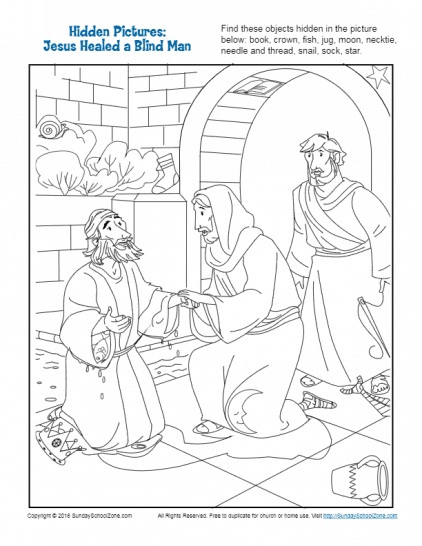 photo relating to Bible Story Hidden Pictures Printable known as Concealed Envision Puzzles Bible Lesson Pursuits for Little ones