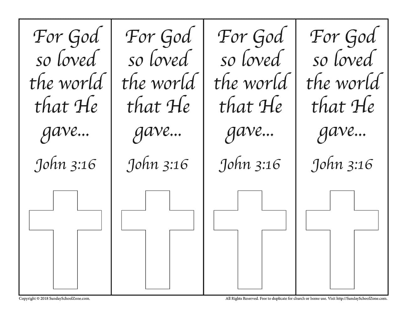 Colorable_John_316_Two_Bookmark
