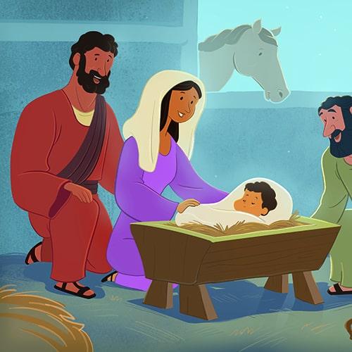Free, Printable Jesus' Birth Bible Activities on Sunday ...