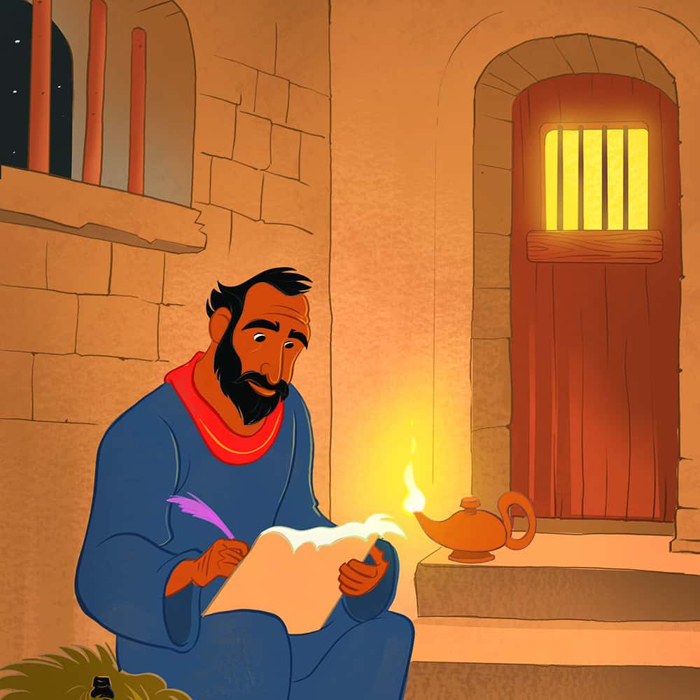 Paul Wrote To Timothy Archives Children S Bible